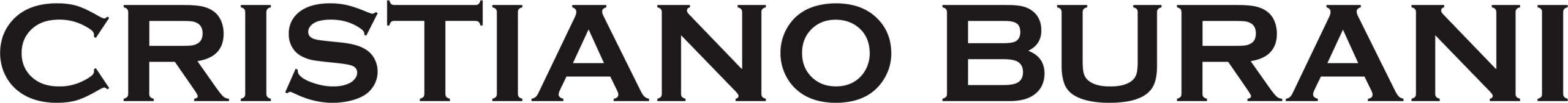 Cristiano Burani Logo